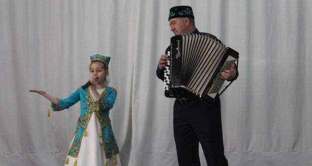 Гармонь в душе татарского народа