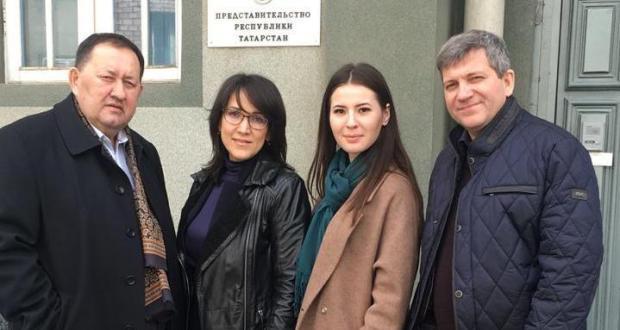 Делегация руководства ТНВ в г.Ташкенте