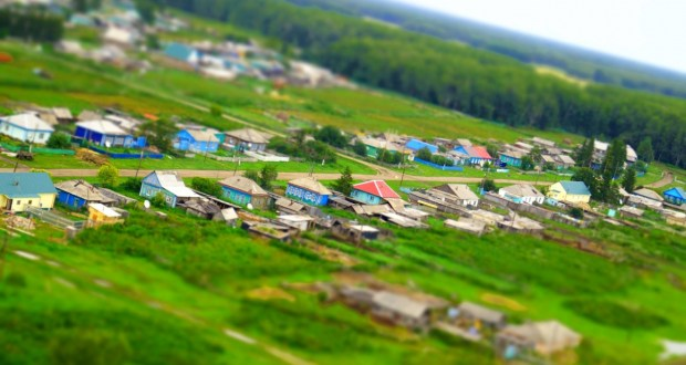 Creation of ethnic village at  the village Ulenkul.