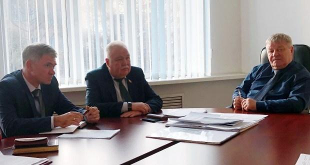 В Ульяновске прошло совещание оргкомитета по организации Сабантуя-2019