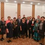 Рустам Минниханов провел встречу с татарами Таджикистана