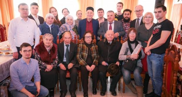 «Штаб татар Москы» встретился с казанскими учеными
