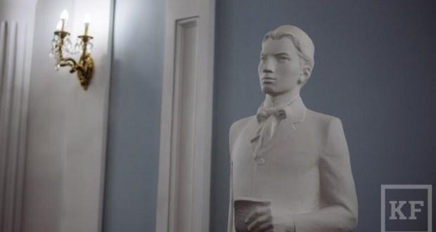 В Казани установят скульптурную композицию с Тукаем и Толстым