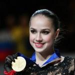 Загитова стала чемпионкой мира по фигурному катанию