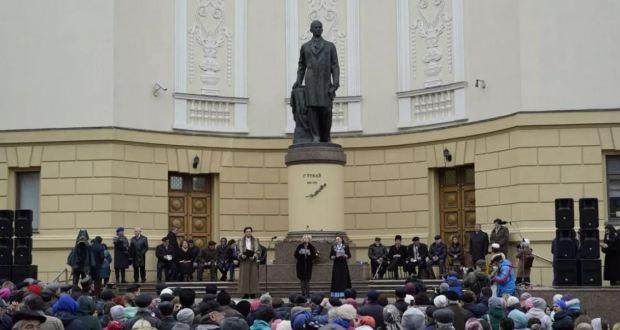 «Сәлам, Габдулла»: В Казани устроят флешмоб на несколько улиц