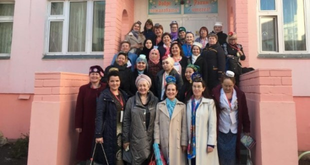 "Татар хатын-кызлары ""Сәйлән""дә"