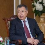 Дружеская встреча в Ассамблее народа Казахстана