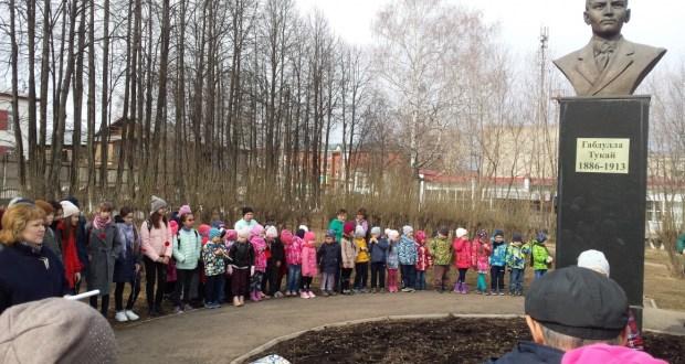 Пермь крае Барда авылында Тукайның туган көне уңаеннан тантаналы бәйрәм узды