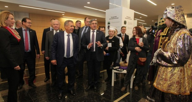 Республика Татарстан в Башкортостане представила богатую культурную программу