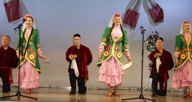 Удмуртиядә Татар мәдәнияте көннәрендә дуслар очрашты