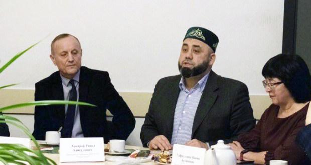 Председатель Конгресса татар Свердловской области вошел в Консультативный совет по делам национальностей