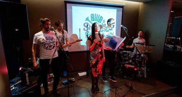 Группа «Шурале» и «Штаб татар Москвы» провели музыкальную вечеринку для татарской молодежи Москвы