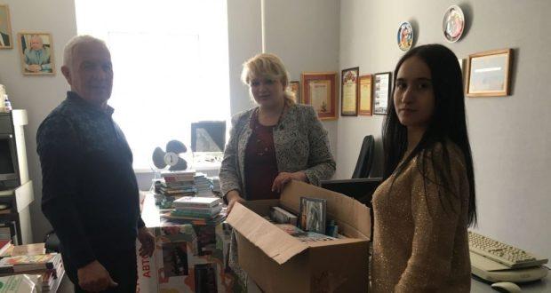 Татарские библиотеки Нижегородской области получают татарскую литературу