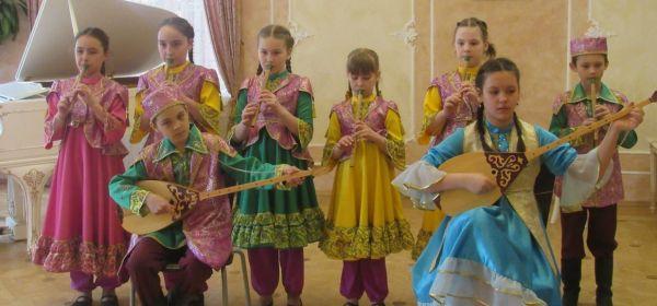 Лучших юных исполнителей татарской музыки назвали в Ижевске