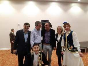 С мэром Оттавы и депутатами