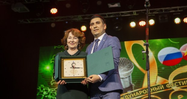 The  IV Spring  Gala Concert of Idel laureates in Kazan