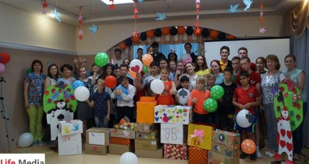 В поселке Джалиль Сармановского района прошёл благотворительный концерт