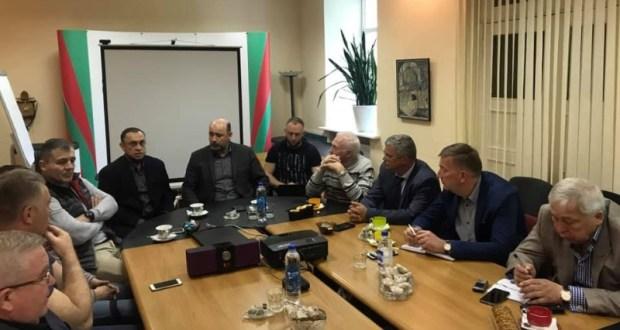 В Санкт-Петербурге состоялось заседание организационного совета по подготовке и проведению праздника «Сабантуй»