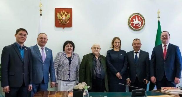 Төркиянең театрлары директоры Татарстан коллективларын хезмәттәшлеккә чакырган