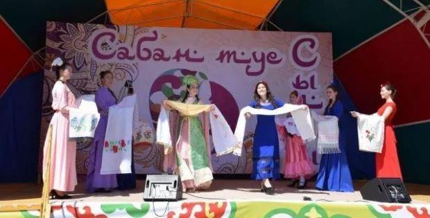 "Aigul Bildanova became the winner of the contest ""Sabantuy syluy – 2019"" in Nurlat"