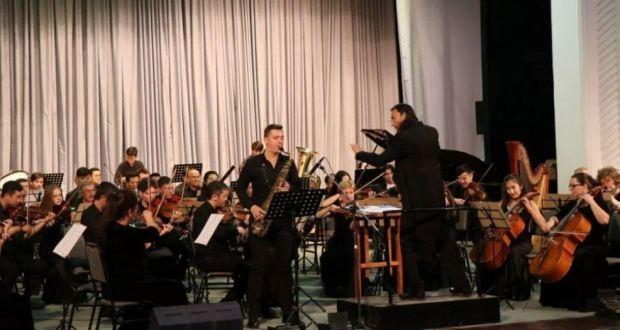 В Ташкенте состоялся авторский концерт Рашида Калимуллина