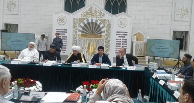 Болгар ислам академиясендә  галимнәр катнашында түгәрәк өстәл узды