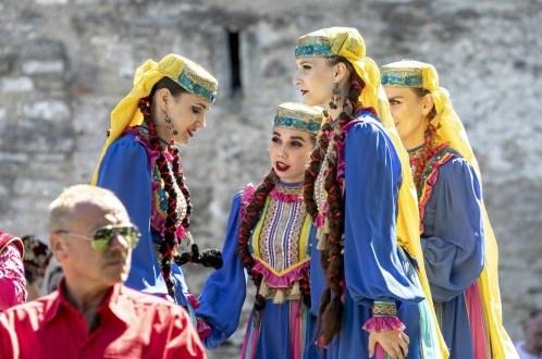 В Таллинне прошел общеевропейский татарский «Сабантуй»