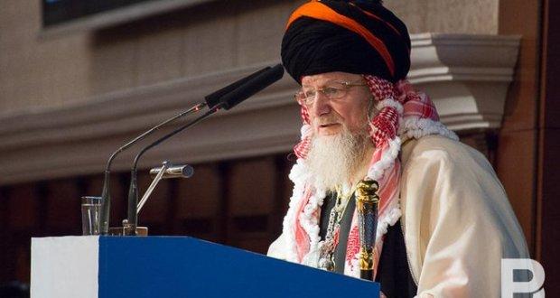 Талгат Таджуддин: «Сотни мечетей построены. Но они выполняют свои функции?»