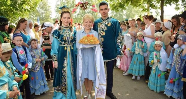 Ulyanovsk is preparing for regional Sabantuy