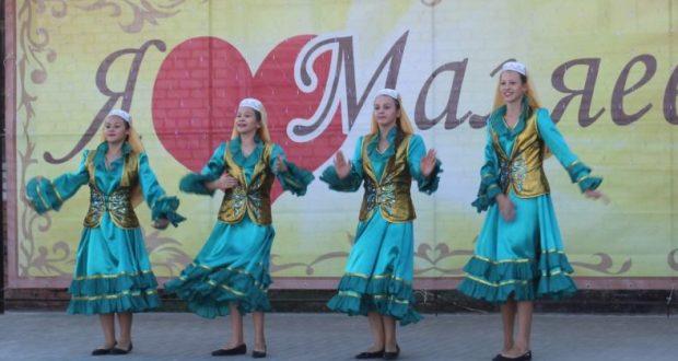 В Волгоградской области отметили Сабантуй