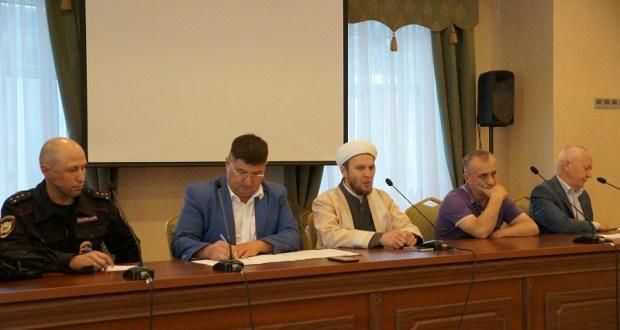В муфтияте обсудили вопросы организации Курбан-байрама в Казани
