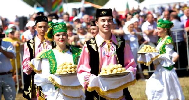 На Сабантуе в Нижнем Новгороде будет установлено татарское подворье