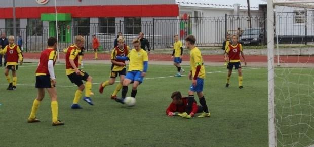 Открытый турнир по футболу посвящённый празднованию 100-летия образования Республики Татарстан