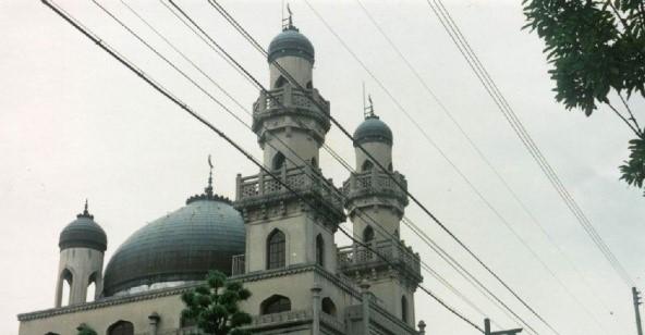 Первая мечеть в Японии была построена татарами