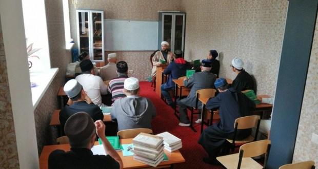 В мечети «Тынычлык» стартовали уроки муфтия Татарстана