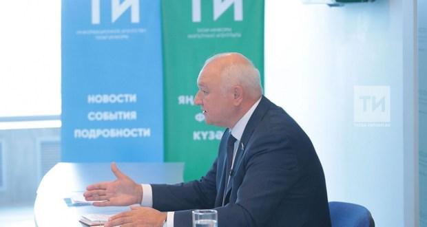 Илдар Гыйльметдинов: 2020 елгы җанисәптә татарларны бүлү турындагы сүз — ялган