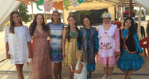 Татарское празднество на Средиземном море