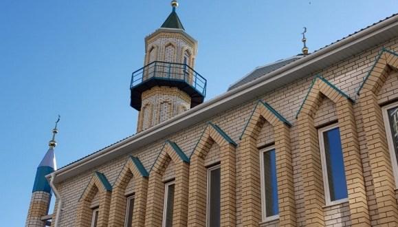 Vasil Shaykhraziev has acquainted with construction of a mosque in Novocheboksarsk
