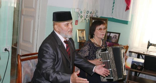 Ембаевский сельский музей собрал друзей