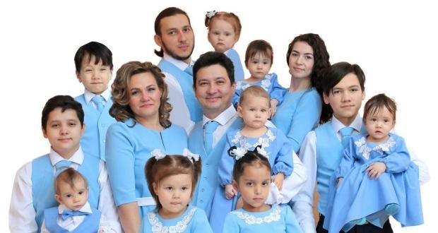 Победители конкурса «Семья года-2019»: «Решили показать, какие чудесные семьи есть в Татарстане»