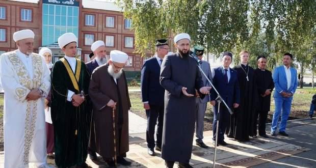 В Татарстане открылся новый мусульманский образовательный центр