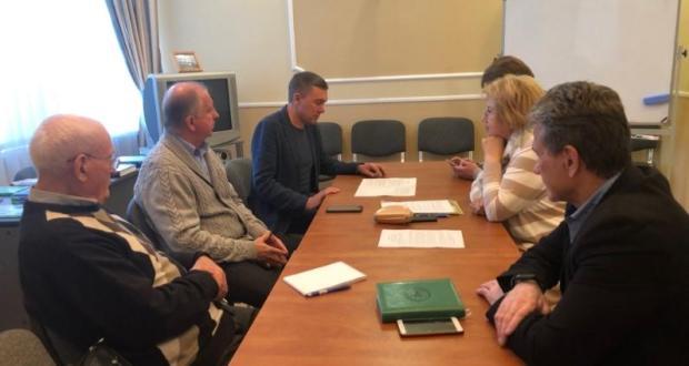 В Постоянном представительстве РТ обсудили концепцию создания фильма о петербургских татарах
