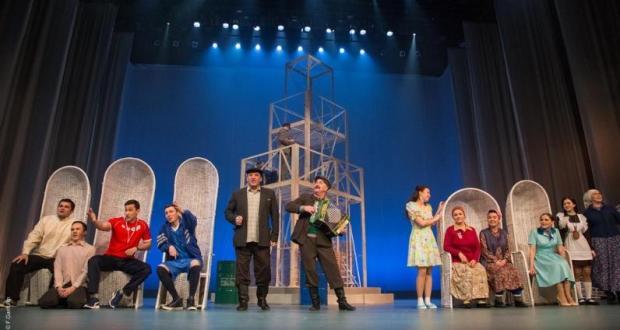 Театр Камала откроет программу национальных театров России в Санкт-Петербурге