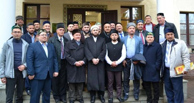 ФОТОРЕПОРТАЖ: Поездка татарских религиозных и общественных деятелей в Башкортостан