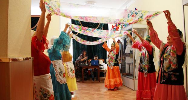 Krasnodar Tatars celebrate holiday in Honor of elders