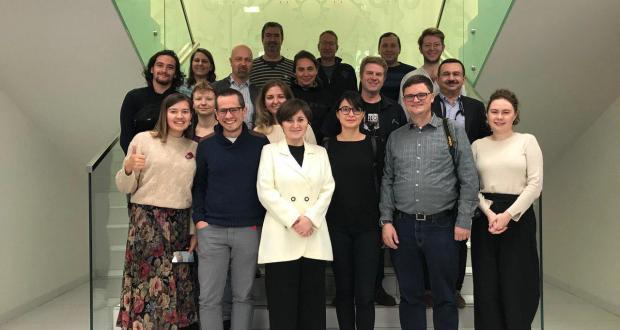 Всемирный конгресс татар посетила делегация из Германии