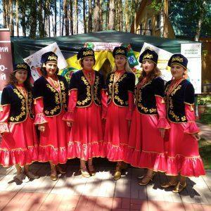 Объявляется дополнительный конкурсный набор в татарский вокальный ансамбль «Мирас»  Новосибирской области