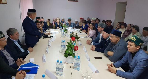 Татар зыялылары һәм дин әһелләренең Башкортстандагы эш программасы башланып китте
