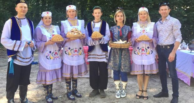 Belgian Tatars will spend an evening of Tatar culture in Brussels