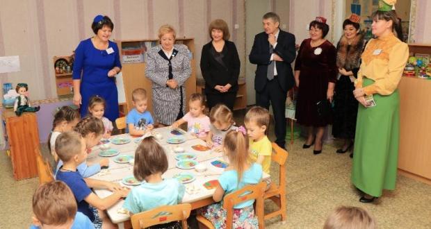 В Альметьевске прошла встреча с представителями Казахстанского конгресса татар и башкир